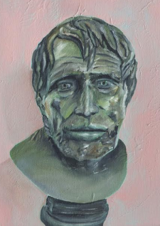 Seneca (detail from Exile)